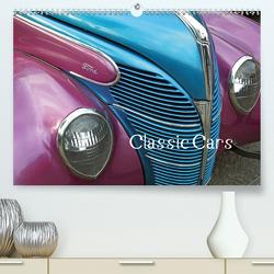 Classic Cars (Premium, hochwertiger DIN A2 Wandkalender 2021, Kunstdruck in Hochglanz) von Grosskopf,  Rainer
