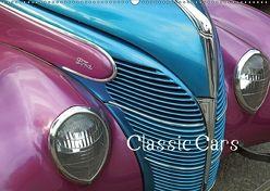 Classic Cars (Wandkalender 2018 DIN A2 quer) von Grosskopf,  Rainer
