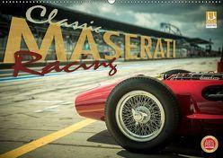 Classic Maserati Racing (Wandkalender 2019 DIN A2 quer) von Hinrichs,  Johann