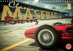 Classic Maserati Racing (Wandkalender 2020 DIN A4 quer) von Hinrichs,  Johann