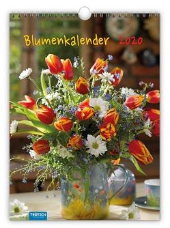 """Classickalender """"Blumenkalender"""" 2020"""