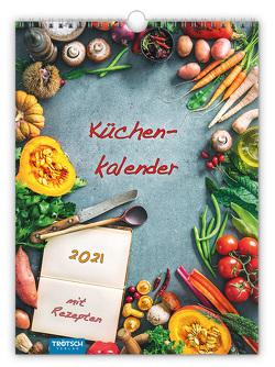 "Classickalender ""Küchenkalender"" 2021"