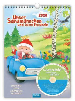 """Classickalender """"Unser Sandmännchen"""" 2020"""