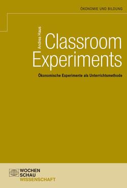 Classroom Experiments von Haus,  Andrea
