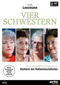 Claude Lanzmann VIER SCHWESTERN von Lanzmann,  Claude