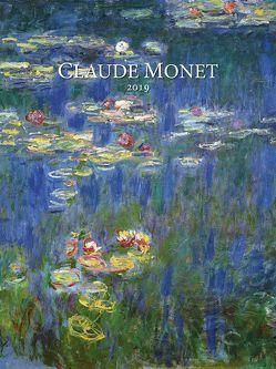 Claude Monet 2019 von ALPHA EDITION