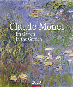 Claude Monet Im Garten Kalender 2020 von Monet,  Claude, Weingarten