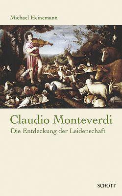 Claudio Monteverdi von Heinemann,  Michael