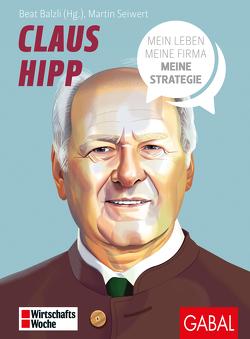 Claus Hipp von Balzli,  Beat, Seiwert,  Martin