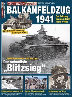 Clausewitz Spezial 21 von Krüger,  Stefan