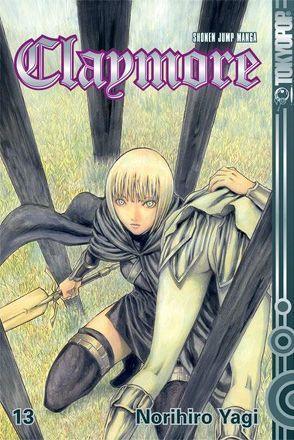 Claymore 13 von Yagi,  Norihiro