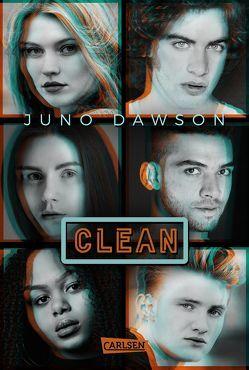 Clean von Dawson,  Juno, Kröning,  Christel