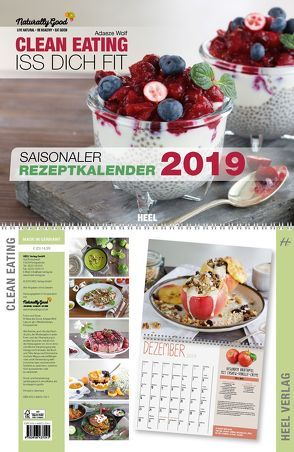 Clean eating – Iss Dich fit 2019