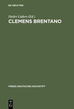 Clemens Brentano von Lüders,  Detlev