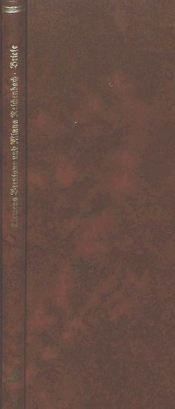 Clemens Brentano und Minna Reichenbach- Ungedruckte Briefe des Dichters von Brentano,  Clemens