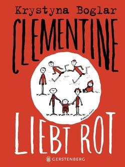 Clementine liebt Rot von Boglar,  Krystina, Butenko,  Bohdan, Weiler,  Thomas