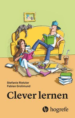 Clever lernen von Grolimund,  Fabian, Rietzler,  Stefanie