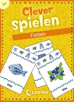 Clever spielen – Farben von Merle,  Katrin