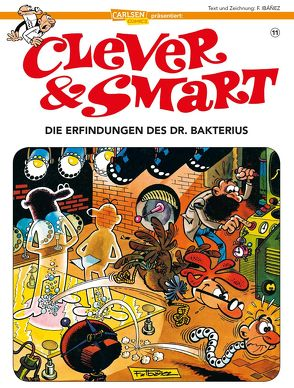 Clever und Smart 11: Einer legt den anderen rein! von Ibáñez,  Francisco