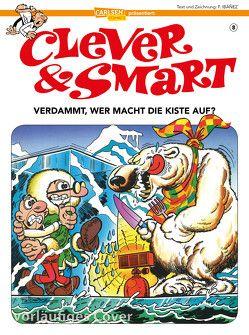 Clever und Smart 7: Immer rein in die Maschine! von Ibáñez,  Francisco