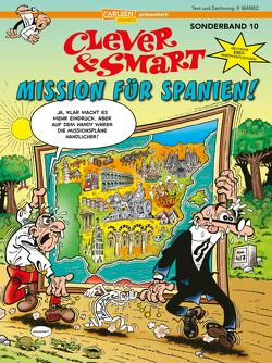 Clever und Smart Sonderband 10: Mission für Spanien! von Höchemer,  André, Ibáñez,  Francisco