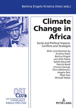 Climate Change in Africa von Dietz,  Kristina, Engels,  Bettina