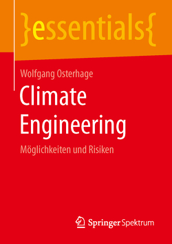 Climate Engineering von Osterhage,  Wolfgang