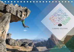 Climbing Solutions – Bergsport weltweit (Tischkalender 2019 DIN A5 quer) von Brunner,  Stefan
