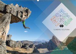 Climbing Solutions – Bergsport weltweit (Wandkalender 2019 DIN A2 quer) von Brunner,  Stefan