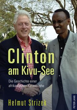 Clinton am Kivu-See von Strizek,  Helmut