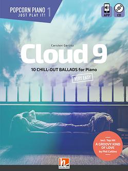 Cloud 9 (Heft + Audio-CD) von Gerlitz,  Carsten