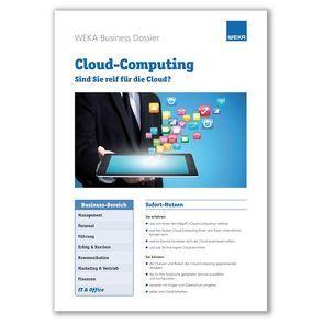Cloud Computing von Behrens,  Lars