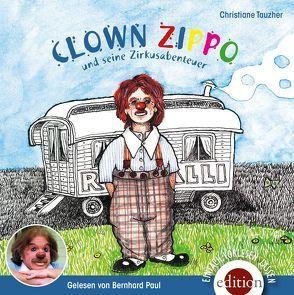 Clown Zippo von Paul,  Bernhard, Tauzher,  Christiane