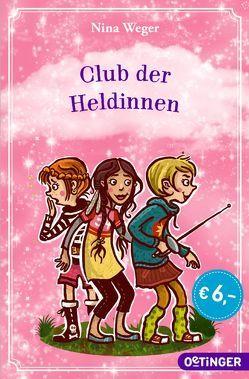 Club der Heldinnen von Dulleck,  Nina, Weger,  Nina