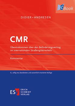 CMR von Andresen,  Bernd, Didier,  Timo