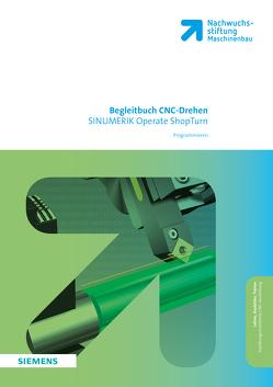 CNC-Drehen Begleitbuch