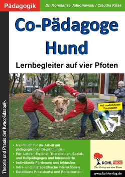Co-Pädagoge Hund von Jablonowski,  Konstanze, Köse,  Claudia