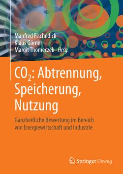 CO2: Abtrennung, Speicherung, Nutzung von Fischedick,  Manfred, Görner,  Klaus, Thomeczek,  Margit