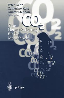 CO2 — Eine Herausforderung für die Menschheit von Gehr,  Peter, Kost,  Catherine, Stephan,  Gunter