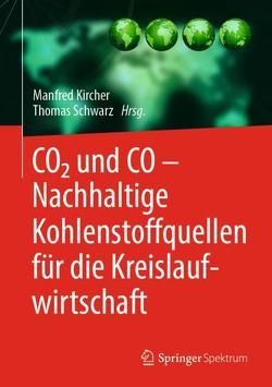 CO2 und CO – Nachhaltige Kohlenstoffquellen für die Kreislaufwirtschaft von Kircher,  Manfred, Schwarz,  Thomas
