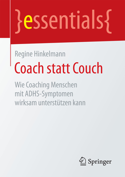 Coach statt Couch von Hinkelmann,  Regine