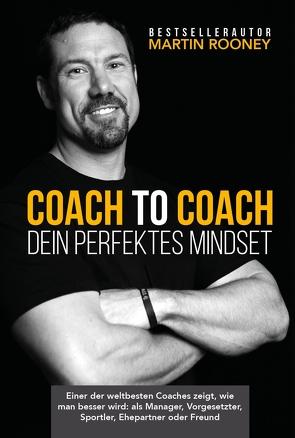 Coach to Coach – Der Pfad zur Profession von Jariv,  Ronit, Rooney,  Martin
