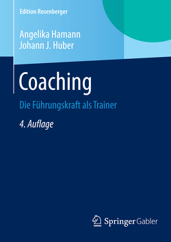 Coaching von Hamann,  Angelika, Huber,  Johann J.