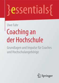 Coaching an der Hochschule von Fahr,  Uwe