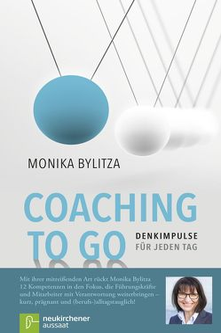 Coaching to go von Bylitza,  Monika, Gamper-Brühl,  Miriam