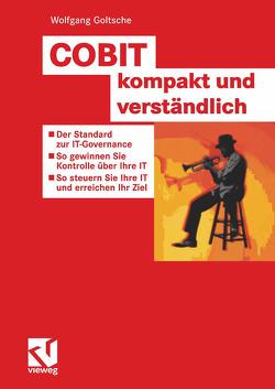 COBIT kompakt und verständlich von Goltsche,  Wolfgang