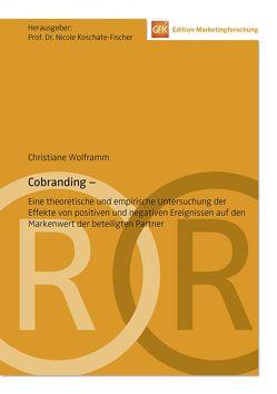 COBRANDING von Koschate-Fischer,  Nicole, Wolframm,  Christiane