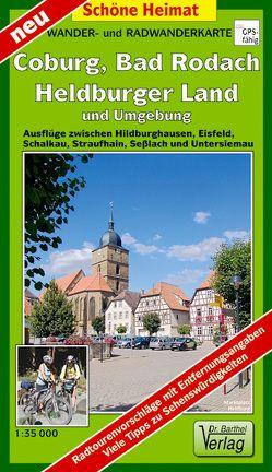 Coburg, Bad Rodach, Heldburger Land und Umgebung