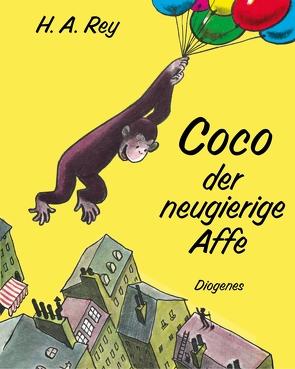 Coco der neugierige Affe von Bull,  Bruno Horst, Rey,  H.A.