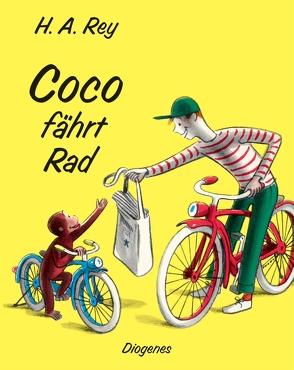 Coco fährt Rad von Rey,  H.A.